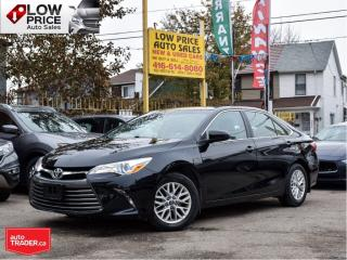 Used 2016 Toyota Camry LE*Plus*Alloys*Camera*HtdSeats&Warranty* for sale in Toronto, ON