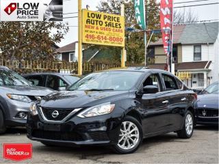 Used 2016 Nissan Sentra SV*AllPowerOpti*Sunroof*Camera*HtdSeats*FullOpti* for sale in Toronto, ON