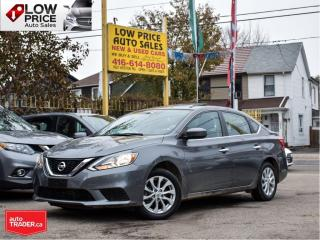 Used 2017 Nissan Sentra SV*AllPowerOpti*Sunroof*Camera*HtdSeats&More! for sale in Toronto, ON