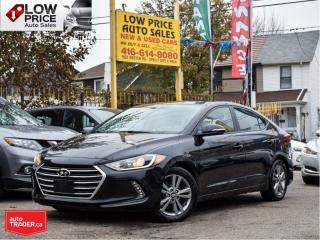 Used 2017 Hyundai Elantra GL*AllPowerOpti*HtdSeats*Camera*BlindSpot* for sale in Toronto, ON