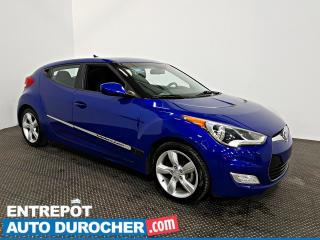 Used 2014 Hyundai Veloster TOIT OUVRANT - AIR CLIMATISÉ - Sièges Chauffants for sale in Laval, QC