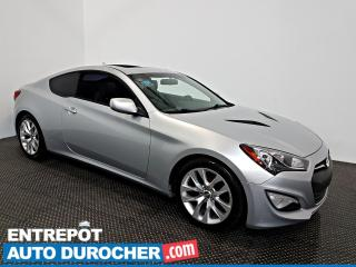Used 2013 Hyundai Genesis Coupe Premium 2.0LT  NAVIGATION - Toit Ouvrant - A/C for sale in Laval, QC