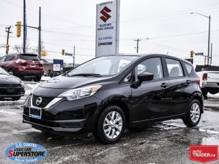 Used 2018 Nissan Versa Note SV ~Heated Seats ~Backup Cam ~Bluetooth ~Alloys for sale in Barrie, ON