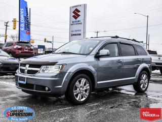 Used 2010 Dodge Journey SXT ~3.5L V6 ~Heated Seats ~Power Moonroof for sale in Barrie, ON