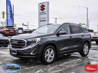 Used 2018 GMC Terrain SLE for sale in Barrie, ON