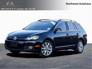 Used 2014 Volkswagen Golf Wagon Highline 6 SPEED MANUAL 3 TO CHOOSE for sale in Concord, ON