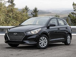 New 2020 Hyundai Accent Essential w/Comfort Package for sale in Maple, ON