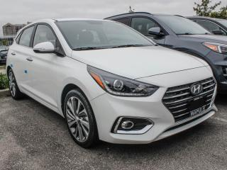 New 2020 Hyundai Accent Ultimate for sale in Maple, ON