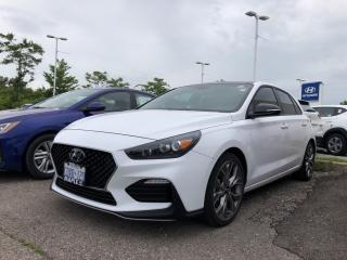 New 2019 Hyundai Elantra GT N Line Ultimate for sale in Maple, ON