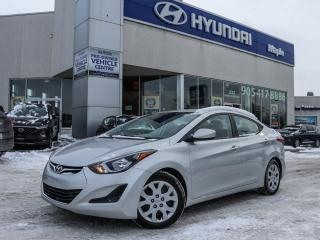 Used 2015 Hyundai Elantra for sale in Maple, ON