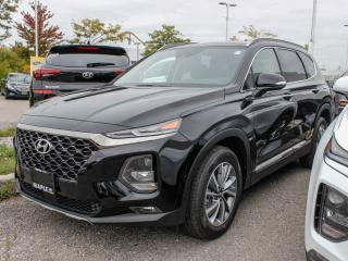 New 2020 Hyundai Santa Fe Luxury 2.0 for sale in Maple, ON