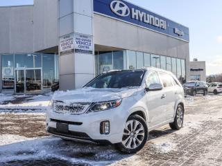 Used 2015 Kia Sorento for sale in Maple, ON