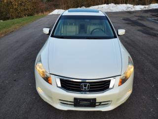 Used 2010 Honda Accord Sedan 4dr V6 Auto EX-L for sale in Mississauga, ON