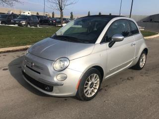 Used 2012 Fiat 500 2dr Conv for sale in Vaughan, ON