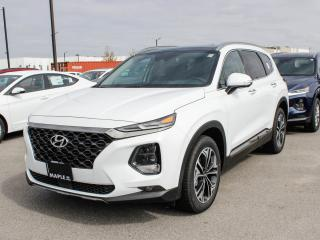 New 2020 Hyundai Santa Fe Ultimate 2.0 for sale in Maple, ON