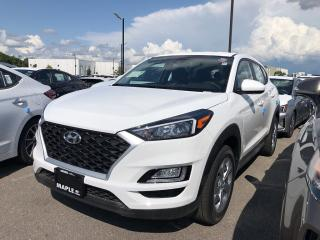 New 2019 Hyundai Tucson Essential w/Safety Package for sale in Maple, ON