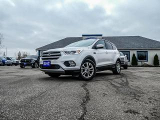 Used 2017 Ford Escape SE- NAVIGATION- HEATED SEATS- BACKUP CAMERA- BLUETOOTH for sale in Essex, ON