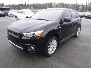 Used 2011 Mitsubishi RVR GT 4WD for sale in Burnaby, BC