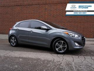 Used 2016 Hyundai Elantra GT MANUAL  - Local - Trade-in - $101 B/W for sale in Brantford, ON