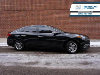 Used 2016 Hyundai Sonata - One owner - Trade-in - Local - $112 B/W for sale in Brantford, ON