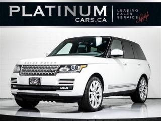 Used 2015 Land Rover Range Rover Supercharged V8, AUTOBIOGRAPHY, NAVI, PANO, 360Cam for sale in Toronto, ON