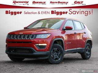 New 2020 Jeep Compass Sport for sale in Etobicoke, ON
