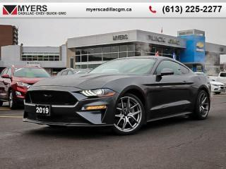 Used 2019 Ford Mustang GT   GT, 10-SPEED AUTO, NAV, ROUSH EXHAUST, ONLY 5000KM!!! for sale in Ottawa, ON