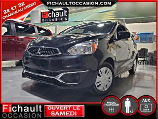 Used 2017 Mitsubishi Mirage ES 53 $/ SEM GARANTIE 2ANS/40000KM for sale in Châteauguay, QC