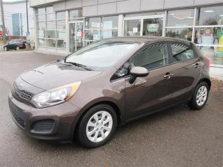 Used 2015 Kia Rio 5 LX+ Automatic LX+/Heated seats/ Bluetooth/power package for sale in Mississauga, ON