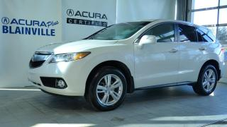 Used 2014 Acura RDX PREMIUM ** AWD ** for sale in Blainville, QC