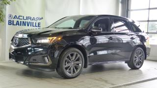 Used 2019 Acura MDX A-Spec SH-AWD for sale in Blainville, QC