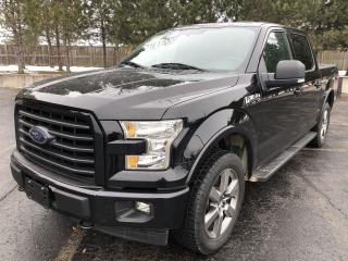 Used 2017 Ford F-150 XLT Sport Crew 4X4 for sale in Cayuga, ON
