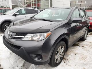 Used 2015 Toyota RAV4 LE AWD for sale in Québec, QC