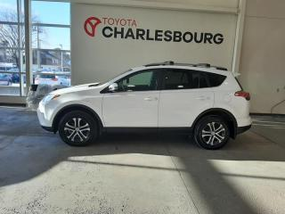 Used 2017 Toyota RAV4 LE AWD for sale in Québec, QC