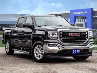 Used 2016 GMC Sierra 1500 SLE for sale in Markham, ON
