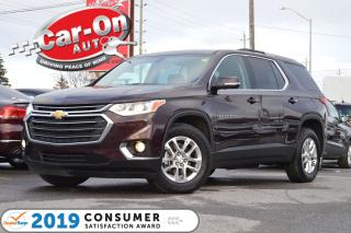 Used 2018 Chevrolet Traverse LT AWD 7 SEAT REAR CAM HTD SEATS NAV READY for sale in Ottawa, ON