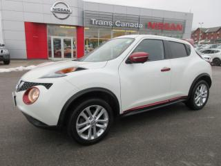 Used 2016 Nissan Juke SL AWD for sale in Peterborough, ON