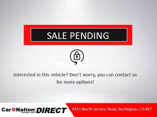 Used 2016 Buick Verano | LEATHER-TRIMMED SEATS| BACK UP CAMERA| for sale in Burlington, ON