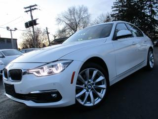 Used 2016 BMW 3 Series 328I XDRIVE|NAVI|34,000KM ONLY|ONE OWNER|SUNROOF for sale in Burlington, ON