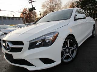 Used 2016 Mercedes-Benz CLA-Class CLA 250 4MATIC|NAV|ONE OWNER|34,000KM ONLY !! for sale in Burlington, ON