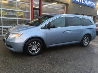 Used 2011 Honda Odyssey EX-L for sale in Kitchener, ON