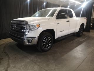 Used 2017 Toyota Tundra Trd 5.7l V8 for sale in St-Eustache, QC