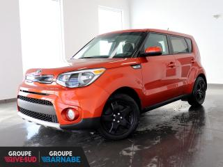Used 2017 Kia Soul EX CAMERA+ ALLIAGE+ BAS KM for sale in St-Jean-Sur-Richelieu, QC