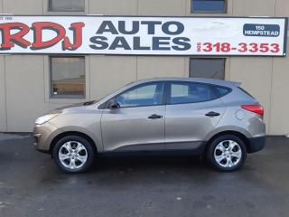 Used 2013 Hyundai Tucson GL 1 OWNER,ACCIDENT FREE for sale in Hamilton, ON