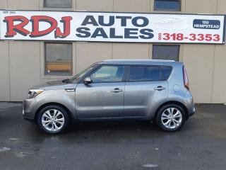 Used 2015 Kia Soul EX ACCIDENT FREE,1 OWNER for sale in Hamilton, ON