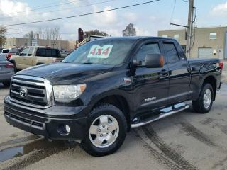 Used 2011 Toyota Tundra SR5 4X4 for sale in Cambridge, ON