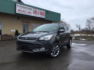 Used 2015 Ford Escape SE for sale in Bolton, ON