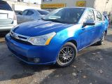 Photo of Blue 2010 Ford Focus