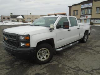 Used 2015 Chevrolet Silverado 1500 Camion de travail cabine multiplace 153 for sale in Mirabel, QC
