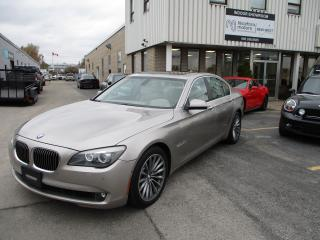 Used 2010 BMW 7 Series 750i xDrive for sale in Oakville, ON